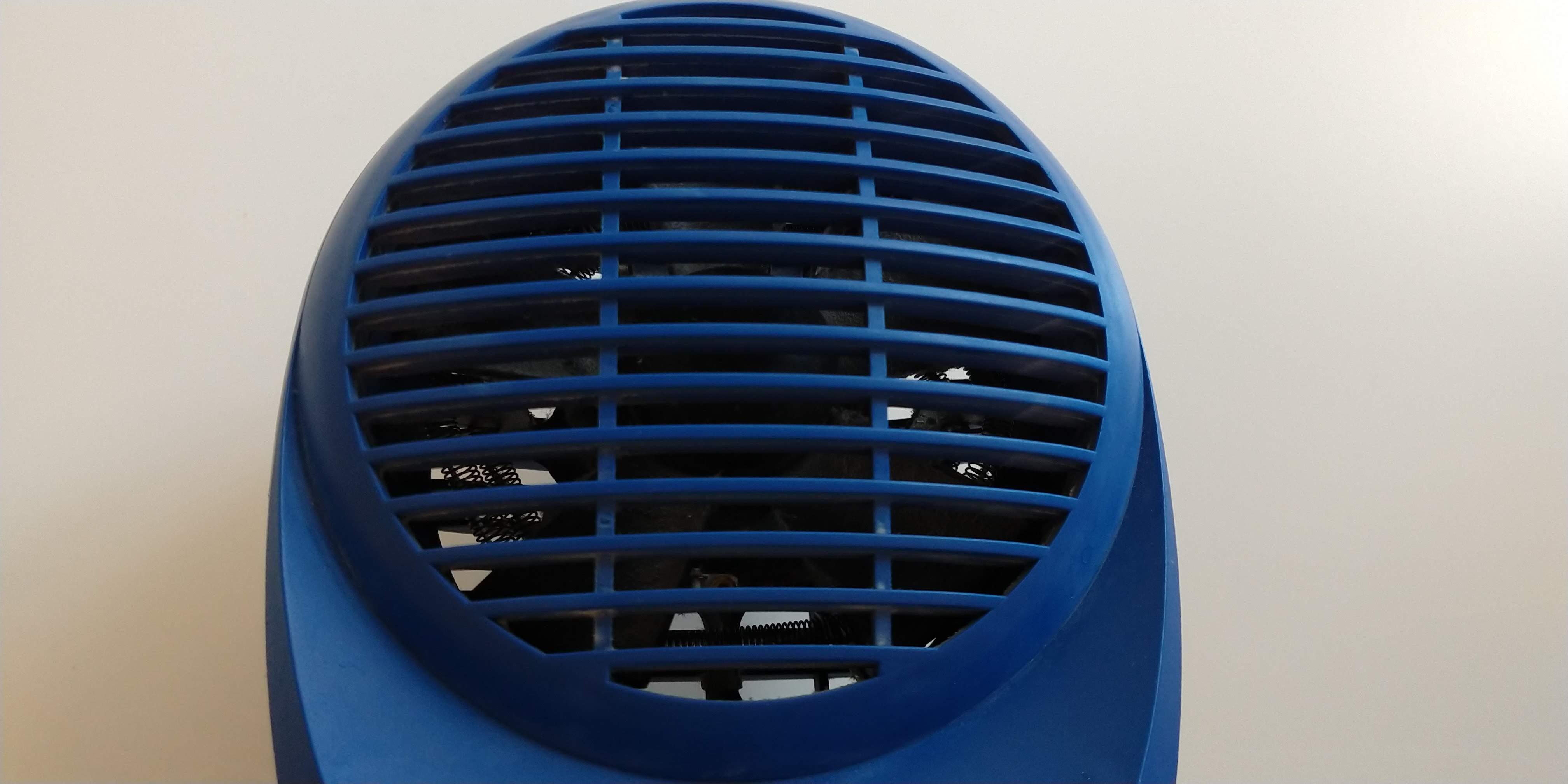 Zwei Leistungsstufen Elek... Rowenta SO9280 Excel Aqua Safe Keramik-Heizlüfter